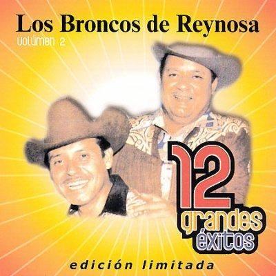 Los Broncos De Reynosa - 12 Grandes Exitos Vol. 2