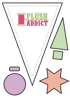Christmas-Bunting-Applique-Templates                                                                                                                                                                                 More