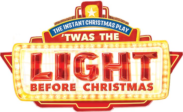 Twas the Light Before Christmas