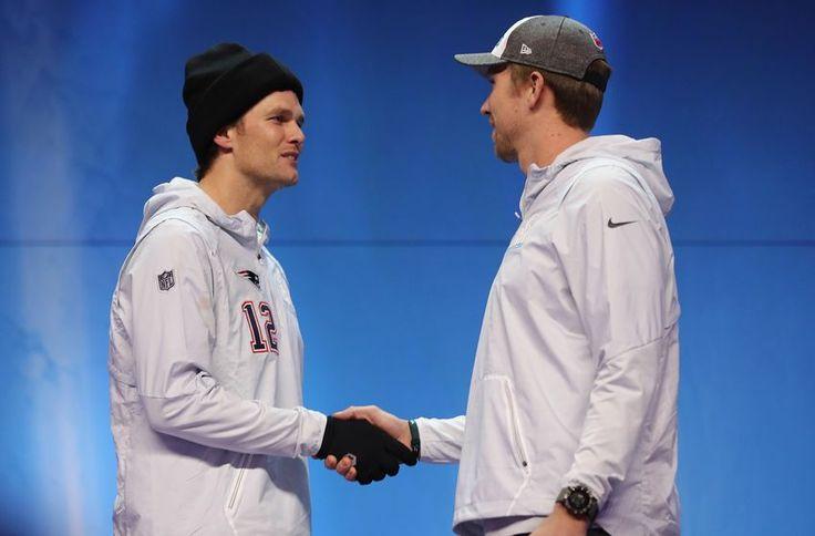 Message to Eagles QB Nick Foles: Tom Brady was a backup too