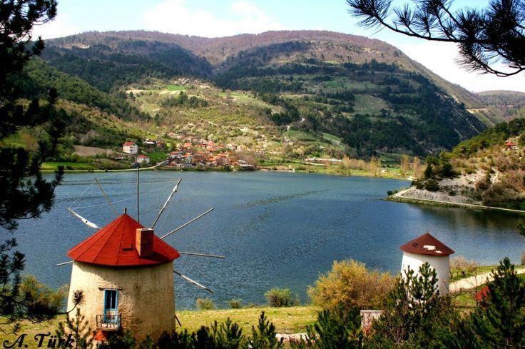 Çubuk Gölü / Göynük / Bolu / Türkiye