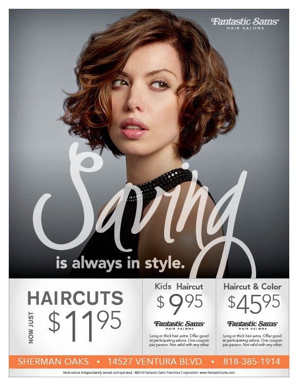 how much are haircuts at fantastic sams 12 best images about fantastic sams coupons on 4447