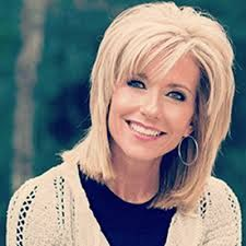 Hairstyle idea - beth moore - Google Search