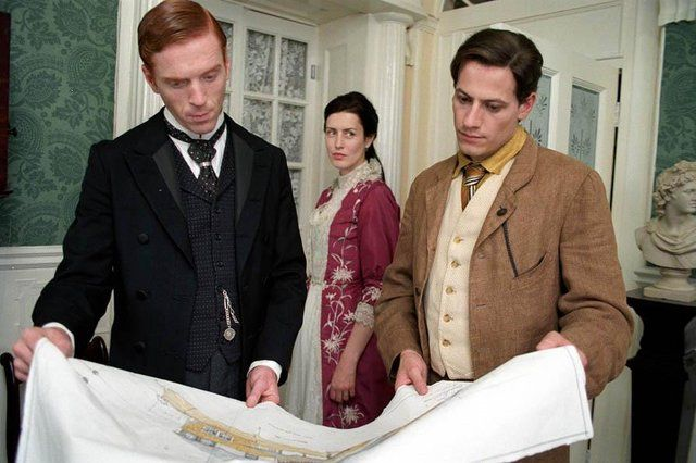 """The Forsyte Saga"" (2002) with Damian Lewis, Gina McKee, Ioan Gruffudd, Rupert Graves, et al."