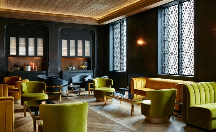 1077 best images about cool bar and restaurant interiors for Funky hotels chicago