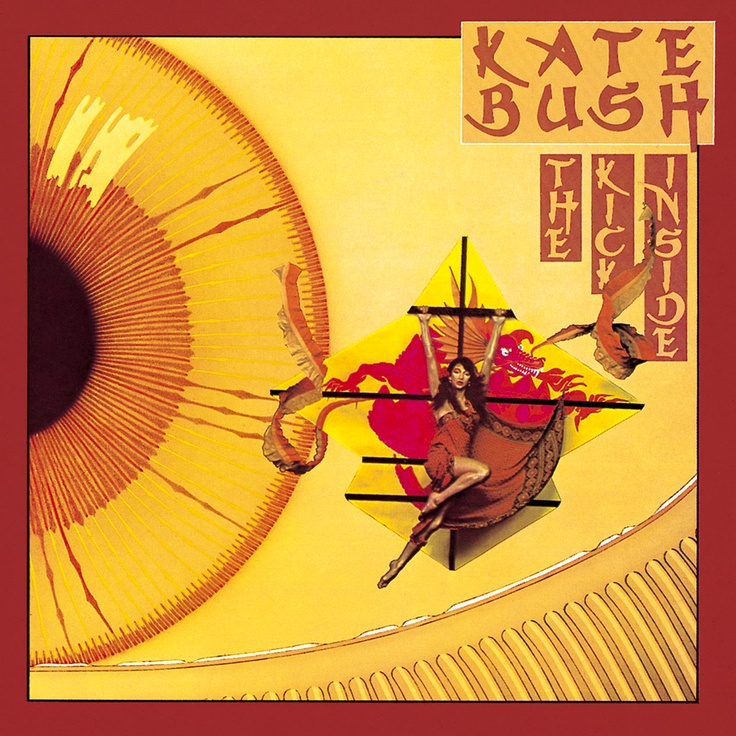 Kate Bush - 1978 - The Kick Inside