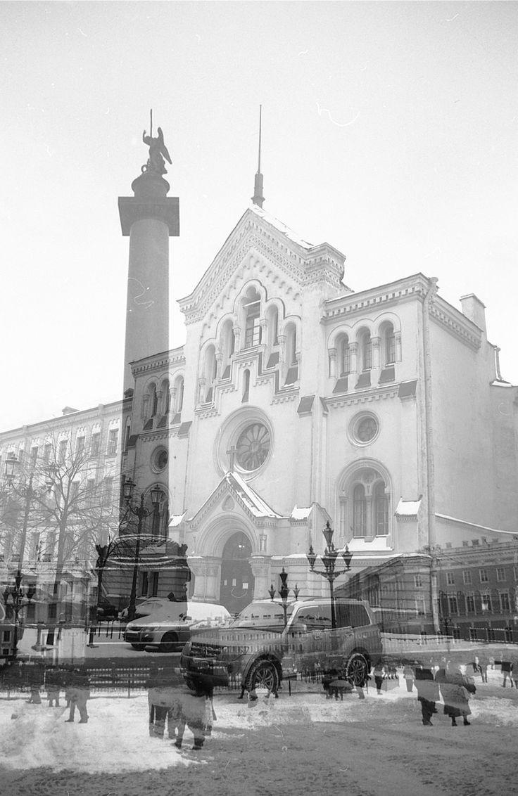 Шведская церковь / Swedish Church