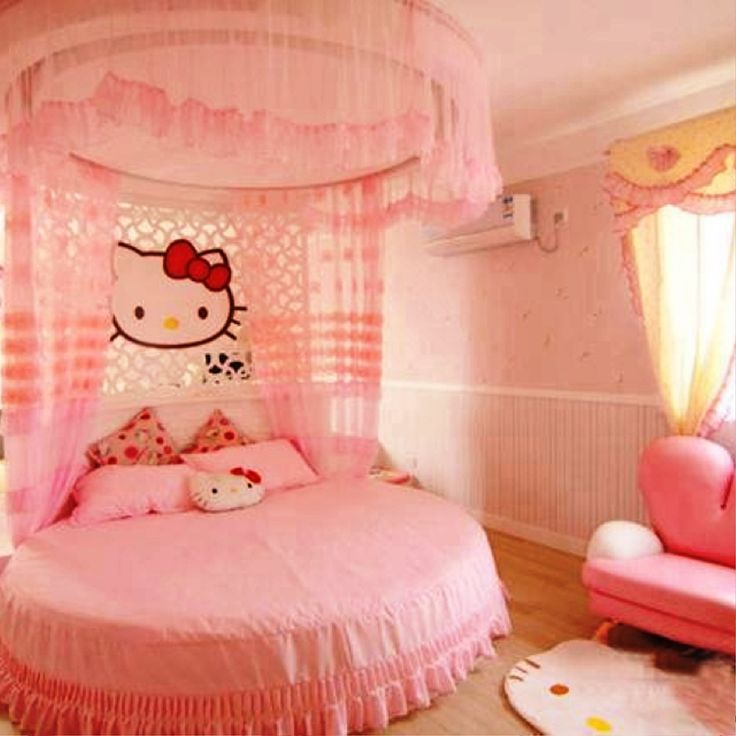 49 Best Hello Kitty Room Ideas Images On Pinterest