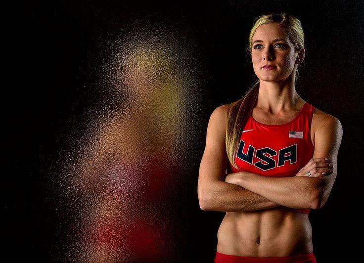 Emma Coburn: Track and field : Rio Olympics 2016: Portraits of Team USA athletes