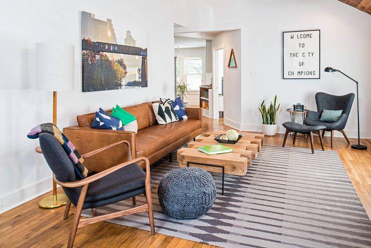 Обои для гостиной правила выбора и комбинирования Интерьер - exquisite handgemachte rattan mobel