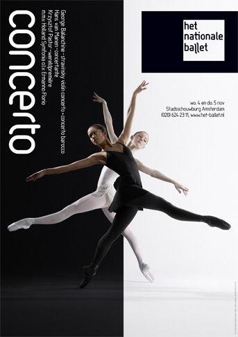Another Dutch National Ballet Poster