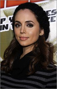 eliza dushku makeup tutorial
