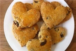 Kidsproof Amsterdam - bak lekkere #koekjes voor #valentijnsdag