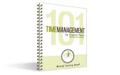 My Free E-book: Time Management 101