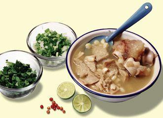 """""""Menudo""""  Recipe...Food typical Sonora, Mexico"""