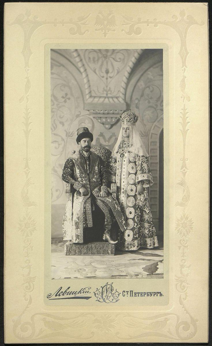 https://flic.kr/p/YSYpZj | Emperor Nicholas II and Empress Alexandra Feodorovna .1903.