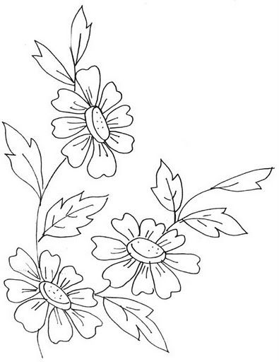 Artes da Nique: Riscos de Flores