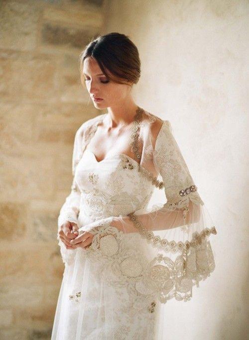 bridal gown. #wedding #vintage