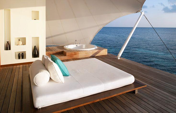 W Maldives Retreat & Spa - ocean view