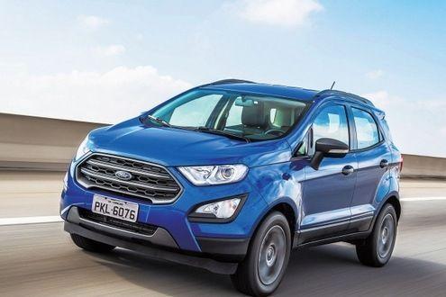 """Motor – Ford baixa preço do novo EcoSport Responsável pela introdução do segmento que mais cresce em vendas no Brasil e globalmente, o utilitário esportivo (SUV) EcoSport, da Ford, chega ao mercado em agosto com design renovado, mais seguro e conectado. A versão """"top de linha""""..."""