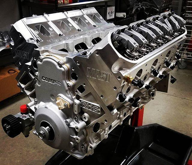 Best Ls1 Engine Upgrades: 7 Best Burnt Orange LS7 Engine With 4L70E Transmission