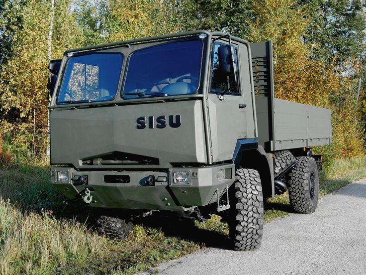 Sisu A2045 HM '2008–н.в.