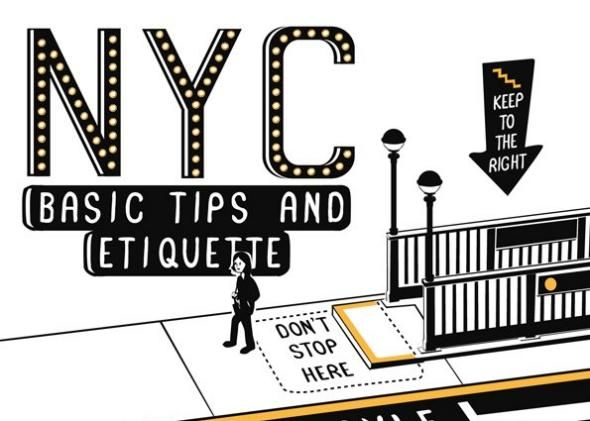 Nathan W. Pyle's quest to explain the basics of living in New York City started with a GIF.