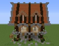 15 best Medieval house images on Pinterest Minecraft building