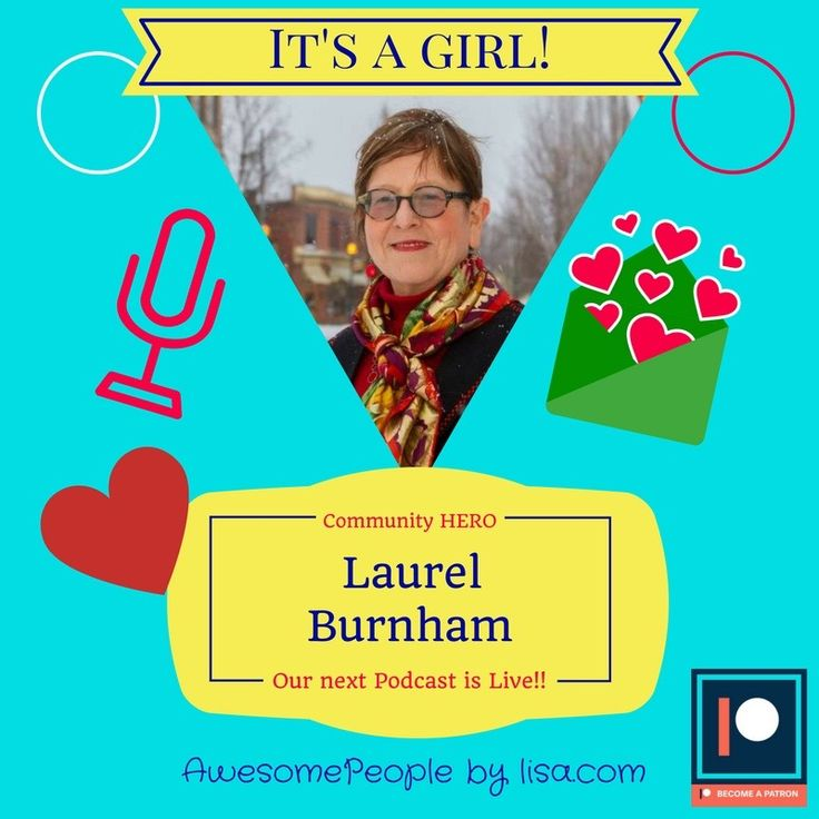 Laurel Burnham is a force to be reckoned with; A feminist, Activist, and what she likes to call a Cultural ...