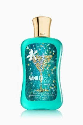 Bath and Body Works Signature Collection Vanillatini Shower Gel 10 fl oz/295mL by Bath & Body Works. $11.98. Brand New never used or tested. Vanillatini is a festive drink-inspired scent that makes it fun to celebrate every moment of the season!. 100% authentic. Key fragrance notes: Fresh vanilla, creamy coconut and lemon zest. Size: 10oz or 295ml. Signature Collection Shower Gel is supercharged with moisturizing Aloe Vera and Vitamin E to make showering super indulgent....