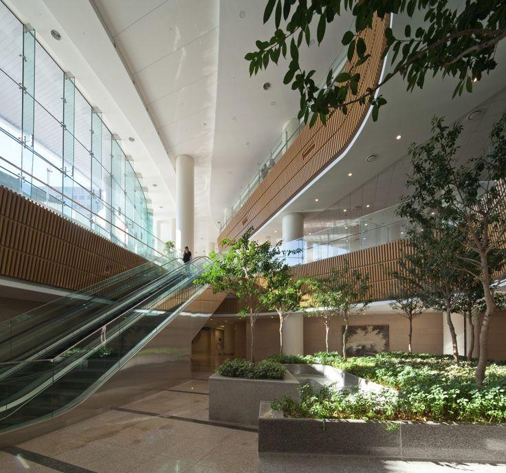 Bundang Seoul National University Hospital JUNGLIM Architecture