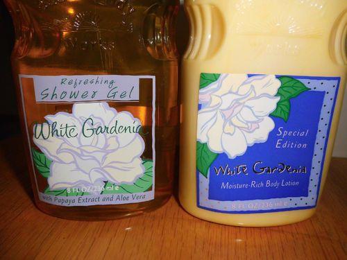 Bath Amp Body Works White Gardenia Shower Gel And Body