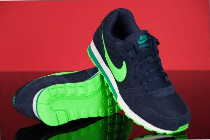 Buty Nike MD RUNNER - 167,00 zł #buty #nike #runner #sport #meskie