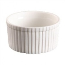 SOUFFLE 93MM  $1.60 Souffle bowls that are oven safe for baking and crafting a tasty dessert.