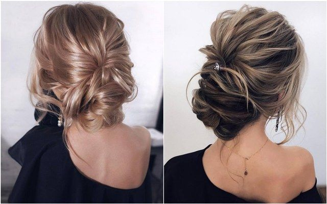 Top 20 Fabulous Updo Wedding Hairstyles: Top 20 Long Wedding Hairstyles And Updos For 2019