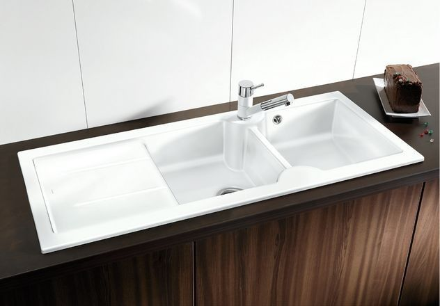 New Blanco sink