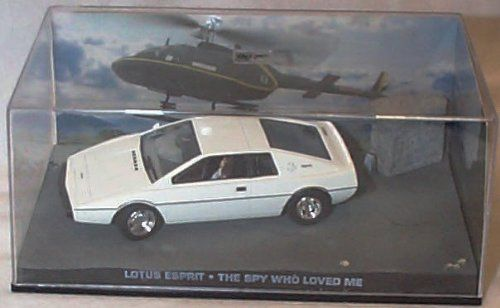 universal hobby james bond 007 the spy who loved me white lotus esprit film scene car 1.43 scale diecast model james bond 007 the spy who loved me white lotus esprit film scene car diecast model brand new displayed in a mint clear case and is in a mint condition this model is part (Barcode EAN = 5000332011755) http://www.comparestoreprices.co.uk/december-2016-6/universal-hobby-james-bond-007-the-spy-who-loved-me-white-lotus-esprit-film-scene-car-1-43-scale-diecast-model.asp