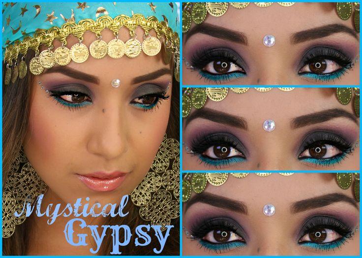 http://dulcecandy.com/wp-content/uploads/2013/10/Mystic-Gypsy-by-DulceCandy.jpgMystical Gypsy Tutorial - http://ecgadget.com/2013/11/mystical-gypsy-tutorial/