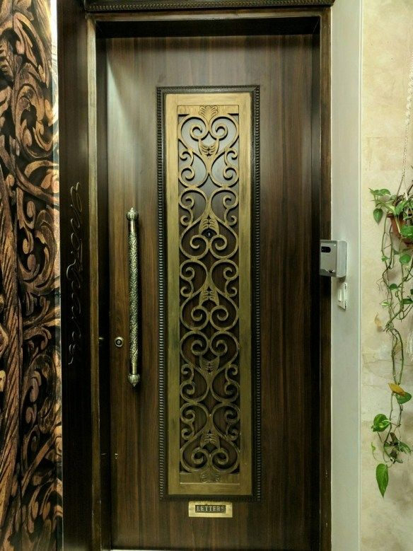 Pin By Naveed Ahmad Qureshi On Doors: 4 Easy Steps To A Beautiful Home Entrance