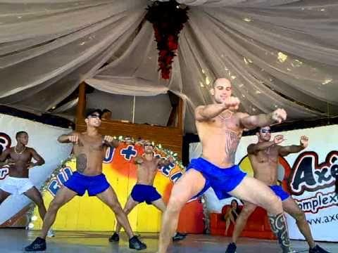 Dança da Motinha - AXE MOI shakey boom