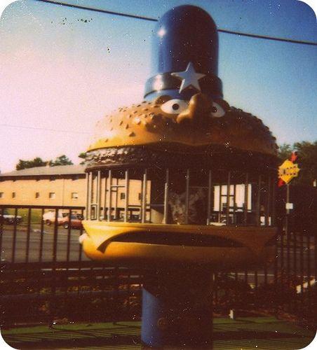 80's McDonalds Playplace..