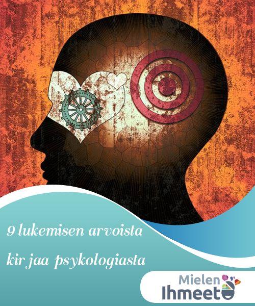 9 lukemisen arvoista kirjaa psykologiasta.  #Kirjakaupoissa #ympäri maailmaa ihmisen #psykologiaa ja sisäistä elämää käsittelevät kirjat ovat #suosiossa.