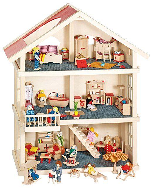 Gorki 51957 - Casa delle Bambole, 3 Piani