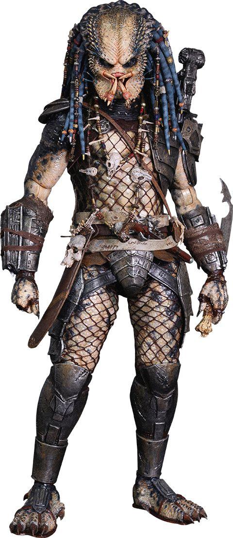 1409 COLLECTIBLES - Elder Predator Predator Sixth Scale Figure by Hot Toys Movie Masterpiece Series    , $219.00 (http://www.1409collectibles.com/elder-predator-predator-sixth-scale-figure-by-hot-toys-movie-masterpiece-series/)