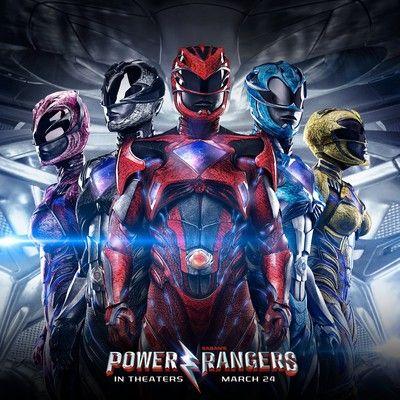 Power Rangers Film Earns US$40.5 Million, Ranks #2 in Opening Weekend