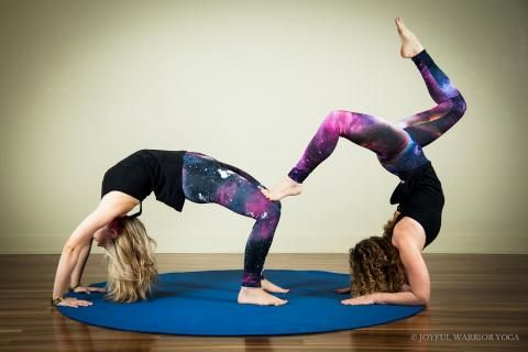 AcroYoga for Beginners - Yoga General Event in Woodbridge ...