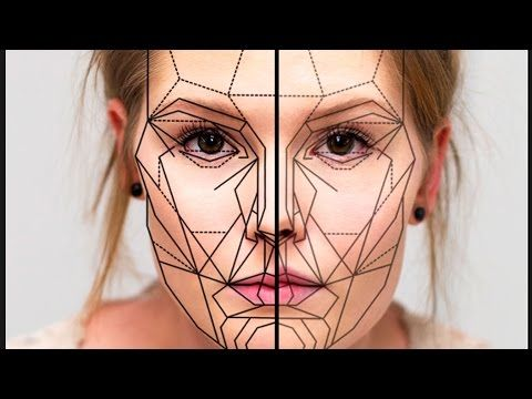 33 best golden ratio faces images on pinterest golden ratio the golden ratio transformation is she hotter with perfect proportions youtube ccuart Image collections