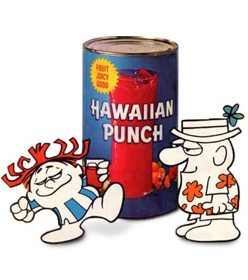Hawaiian Punch, there was something about this drink that made me drunk. Or maybe it was just so good it made you happy... LOL
