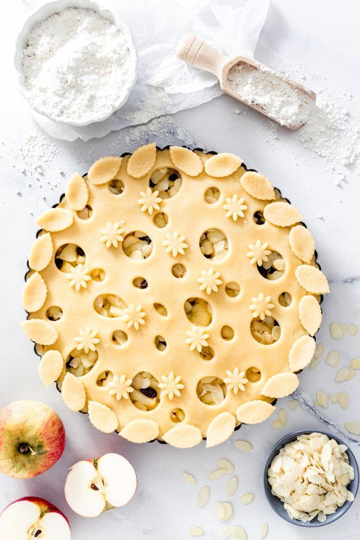 Laid apple pie recipe