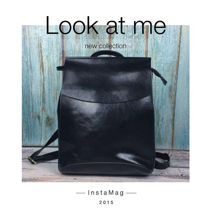 Купить Рюкзак-сумка 2 в 1 - кожаный рюкзак, женский рюкзак, рюкзак из 602b503b781